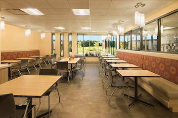 Food for Thought: New Concepts in Hospital Cafeteria